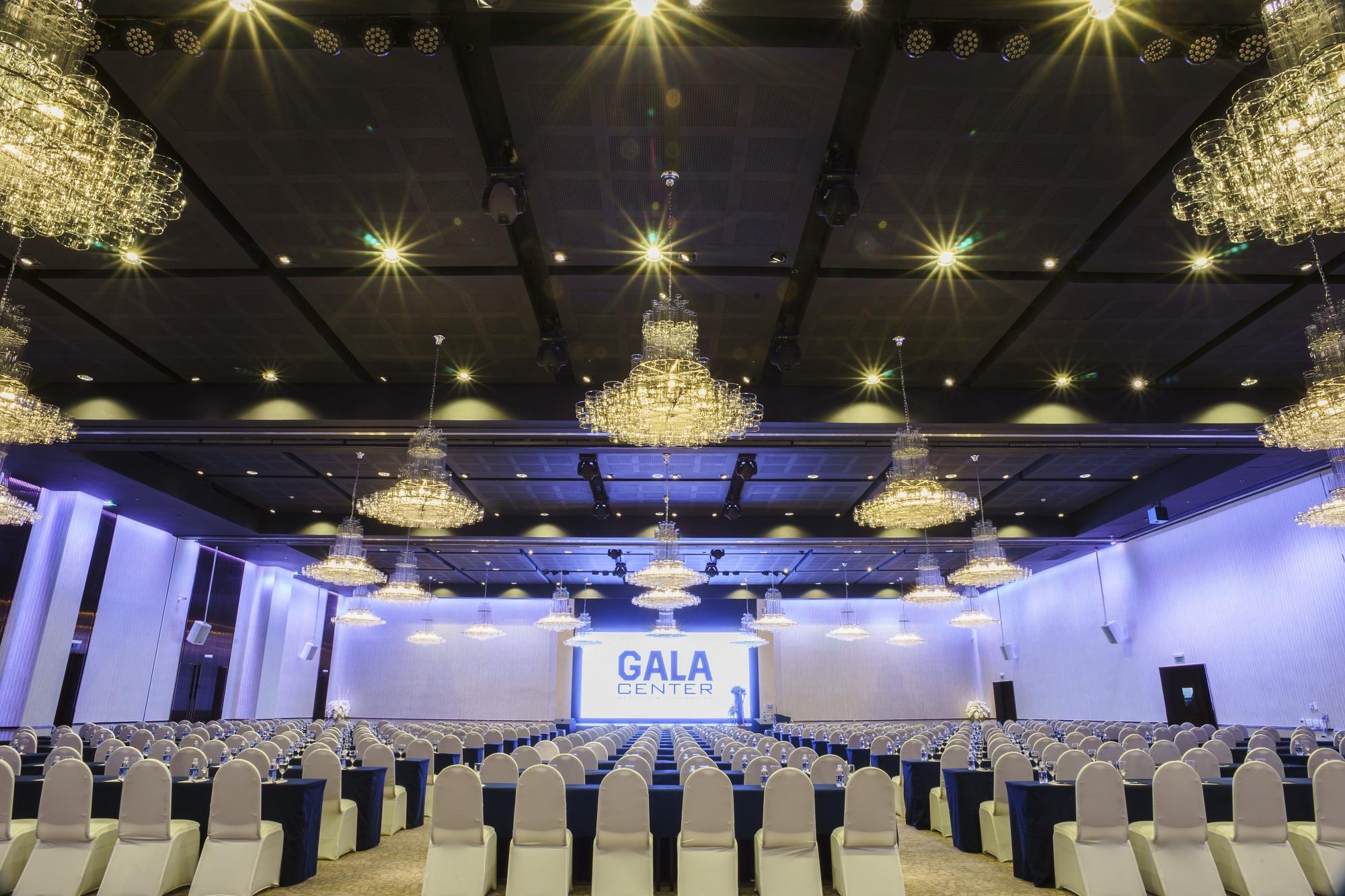 Một sự kiện quy mô lớn tại trung tâm hội nghị quận Tân Bình Gala Center