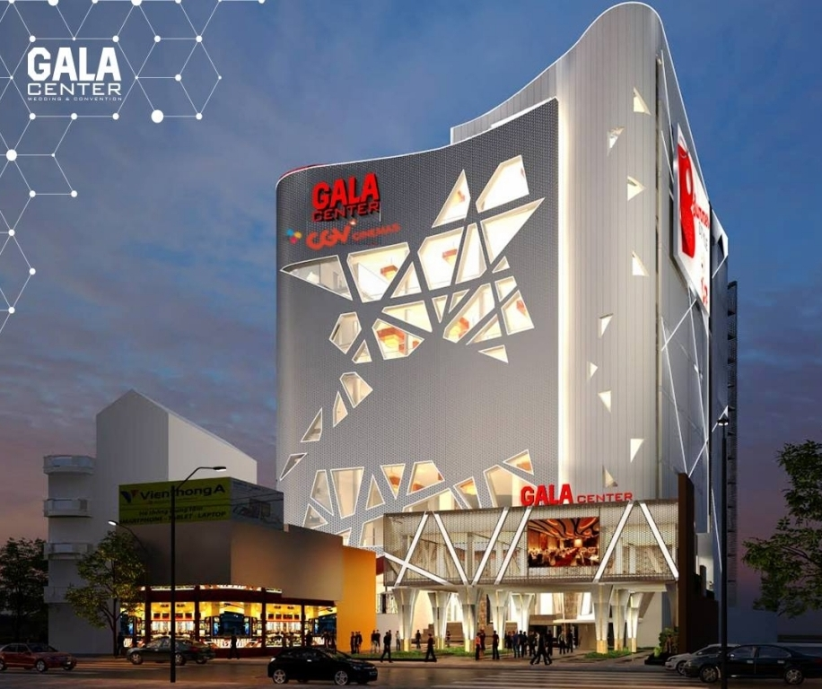 Trung tâm hội nghị quận Tân Bình Gala Center
