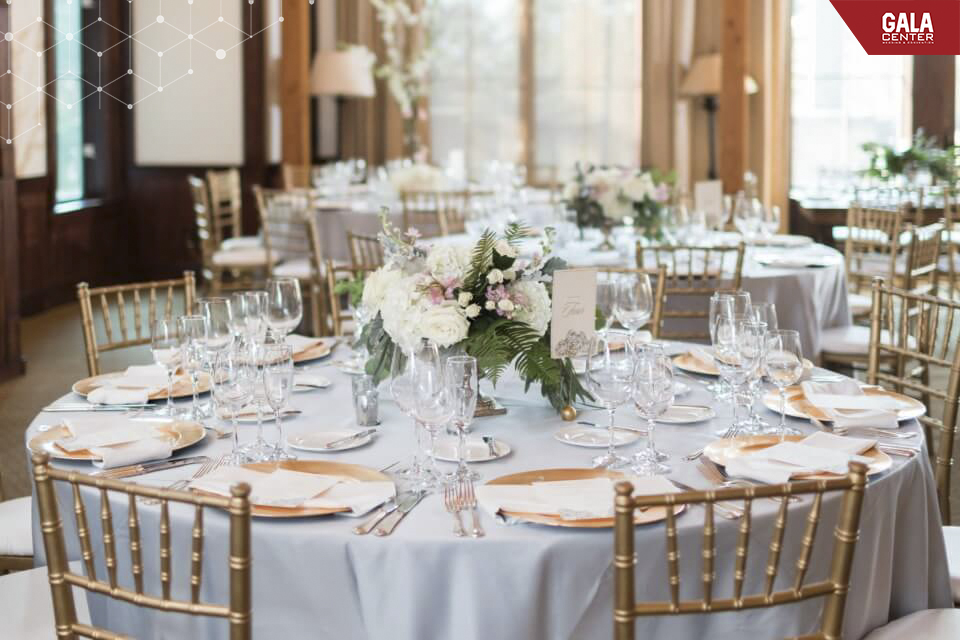nhà hàng tiệc cưới gala center