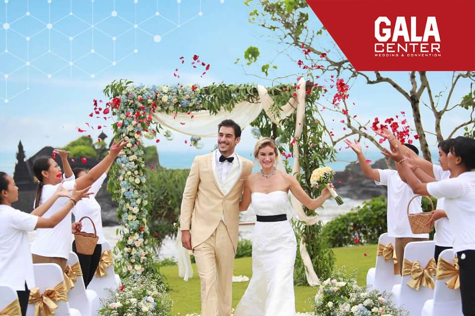 Những sắc màu lung linh cho tiệc cưới bốn mùa 3