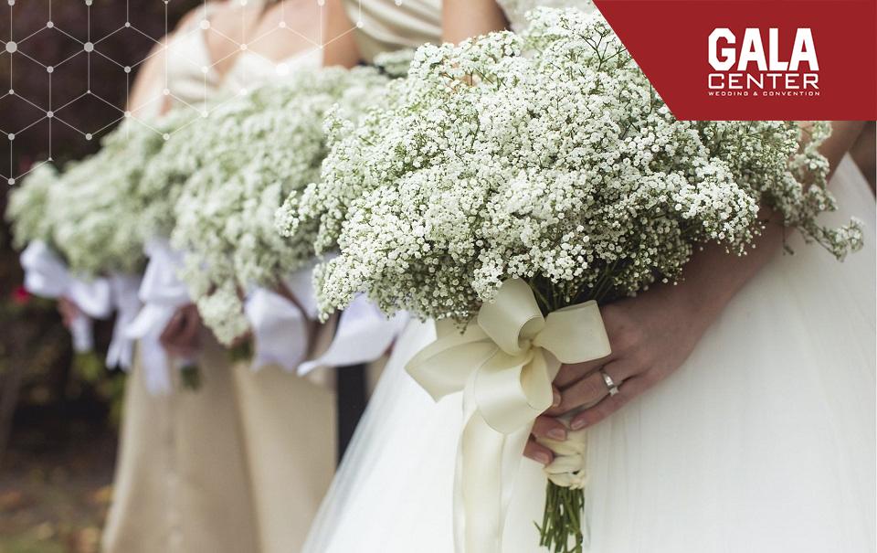hoa cưới baby thuần khiết