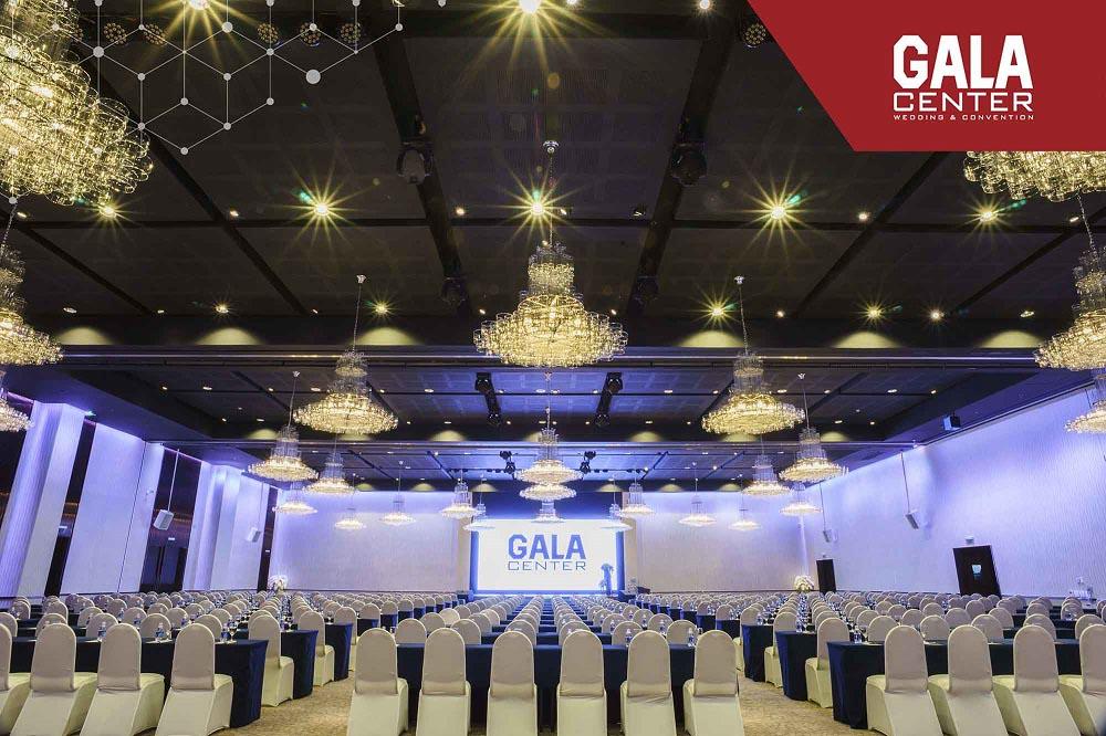 Một không gian tổ chức hội nghị, hội thảo phải đáp ứng được yêu cầu tinh tế, sang trọng và đẳng cấp