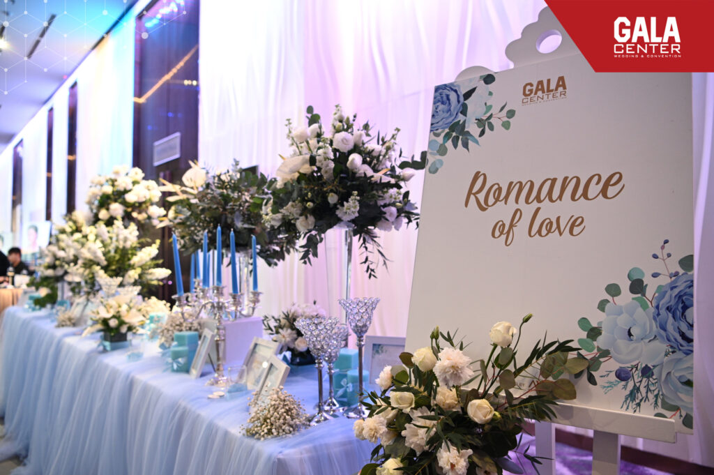 dịch vụ tổ chức tiệc cưới